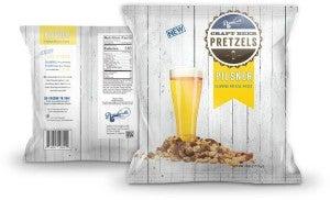 4oz Flavored Sourdough Pretzel Pieces (Multiple Flavors)