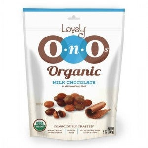 Lovely Organic Chocolate Onos (Multiple Flavors)
