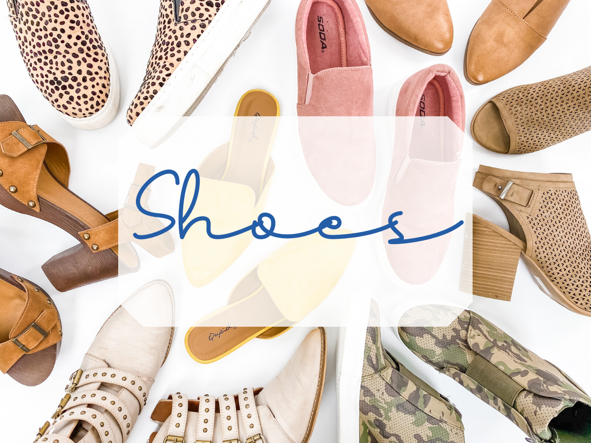 Shop our Shoes!