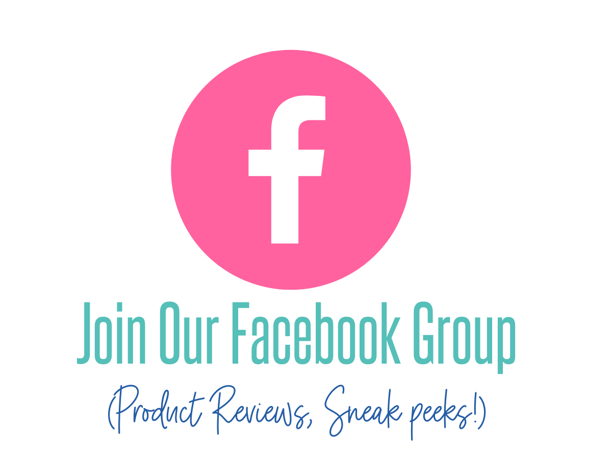 Join our Facebook Group! Fit reviews, sneak peeks and more!