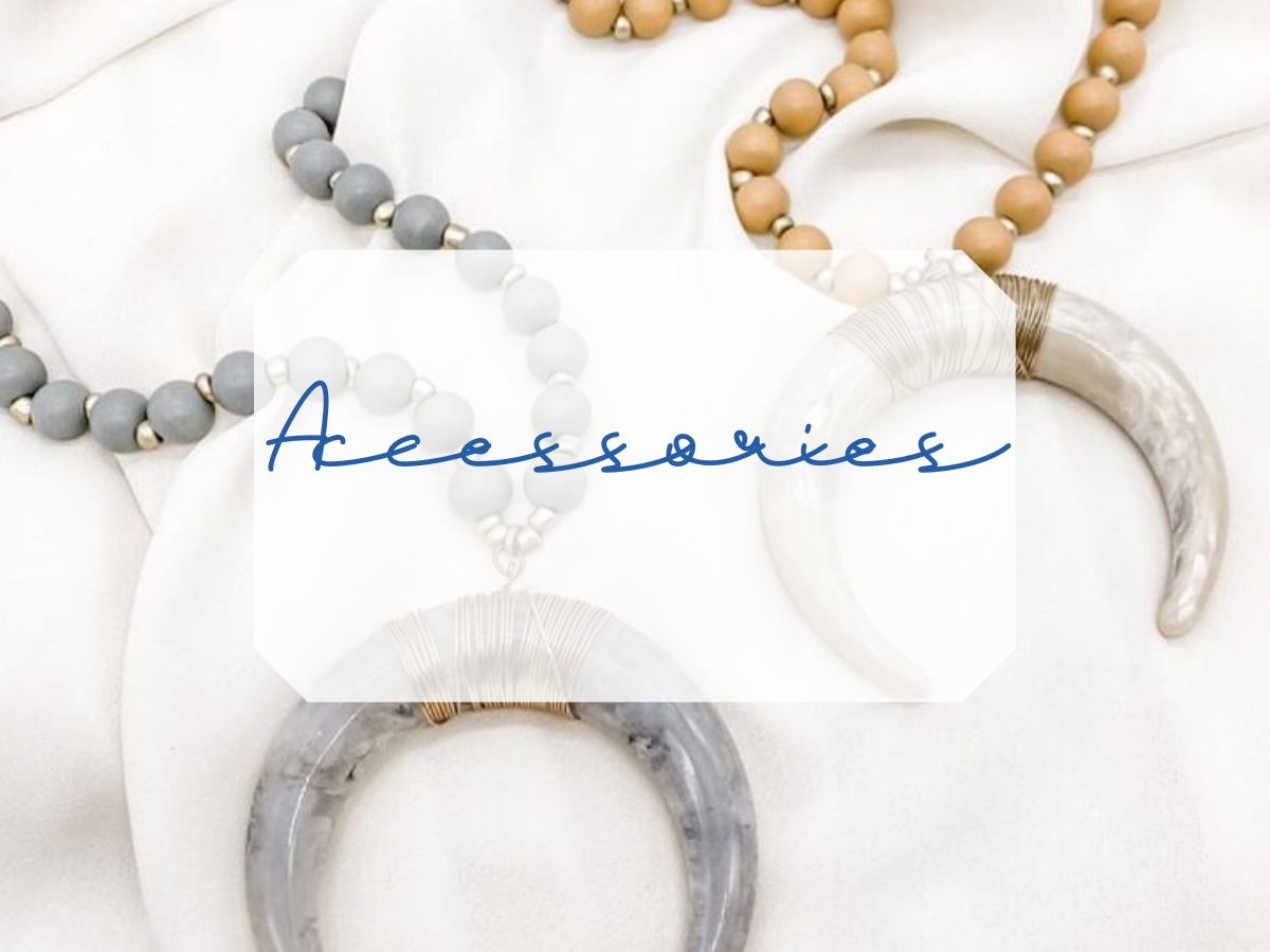 Shop our Accessories!