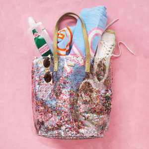 Confetti Bucket Bag