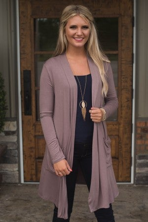 ** Daily Deal** Need You Now Cardigan