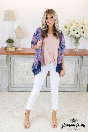 **Daily Deal** Take My Breath Away Kimono