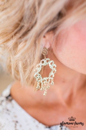 sku9757  | **Daily Deal** Dangle Earrings