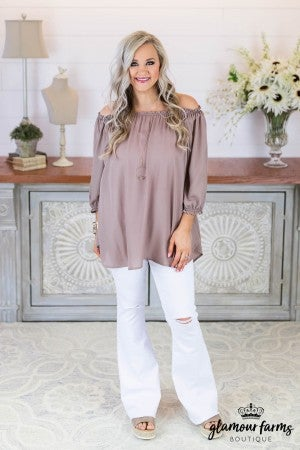 **Daily Deals** Graceful Ways Tunic