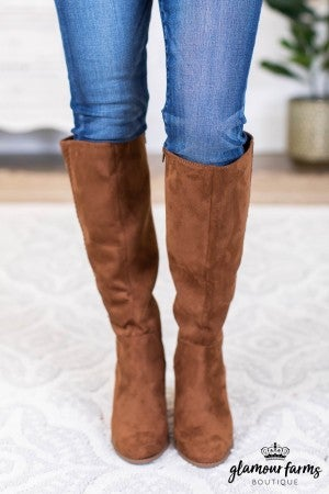 sku10194 | Hickory Knee High Boot