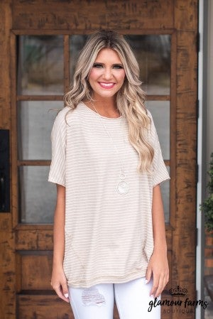 **Daily Deal** Fine Lines Hi-Lo Tunic