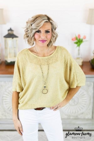 Need For Leisure Dolman Top