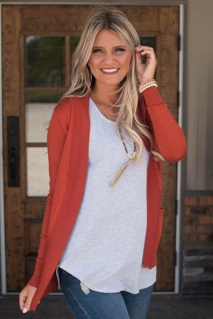 **Daily Deal** Darcy's Favorite Boyfriend Cardigan