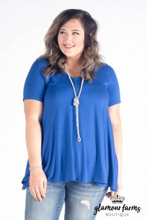 Kendra Swing Tunic