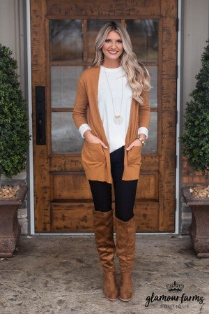 **Daily Deal** Kennedy Buttersoft Pocket Cardigan