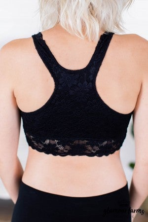 sku8782 | Lace Padded Bralette