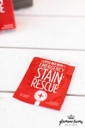 sku10803 | **Daily Deal** 5-Pack Stain Rescue Wipes