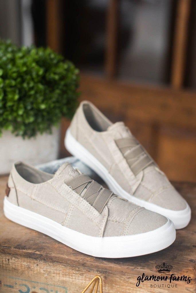 Marley Distressed Slip-On Sneaker