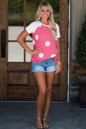 **Daily Deal** Every Moment Dot Top