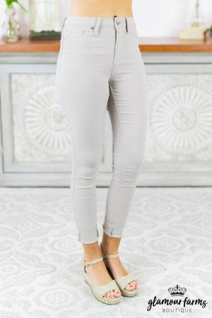 **Daily Deal** Abbey High Rise Hyperstretch Skinny Jean