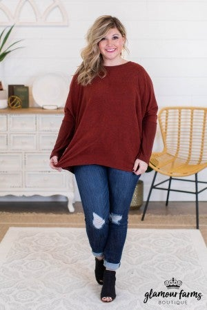 sku10891 | Cashmere Tunic Sweater
