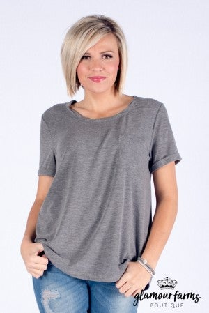 **Daily Deal** Perfectly Basic Tee
