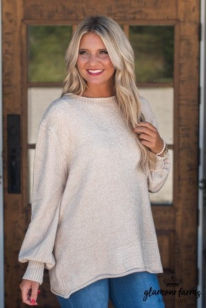 Fall In The Air  Sweater