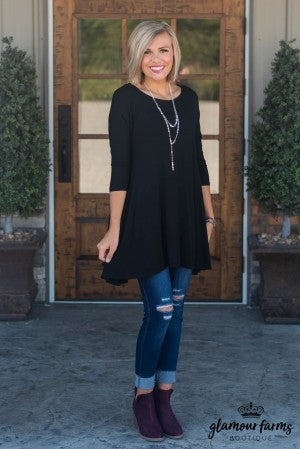 Double Take Pocket Tunic