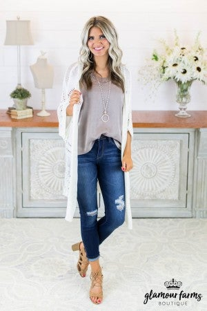 **Daily Deal** Bring On Summer Cardigan