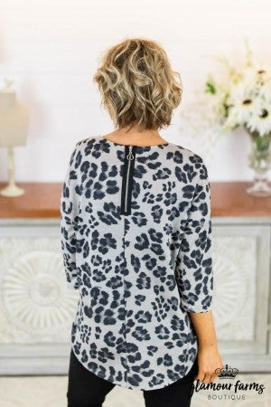 Day Tripper Back Zip Tunic
