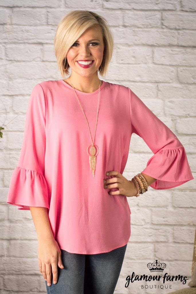 9410127a06b Coby Bell Sleeve Tunic