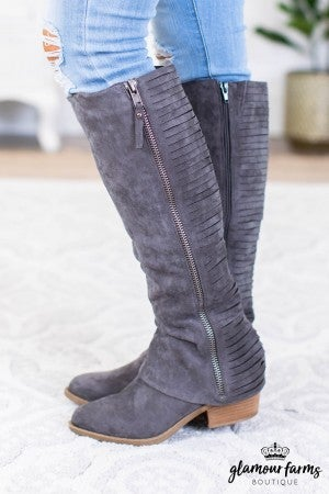 sku10083 | Strips Galore Tall Boot