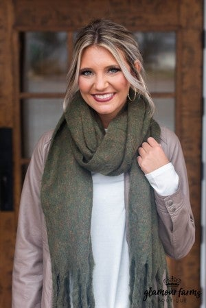 All Winter Oblong Scarf