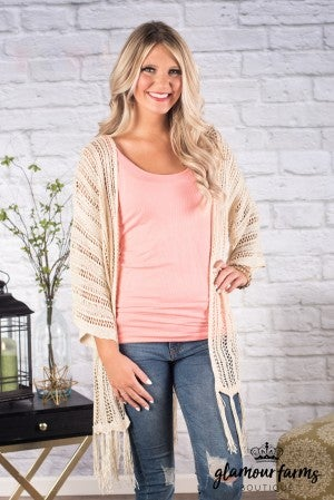 Endless Light Knit Cardigan