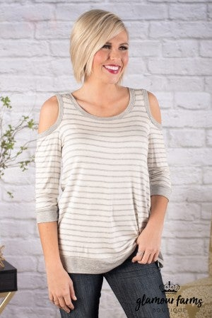 Joslyn Knit Top