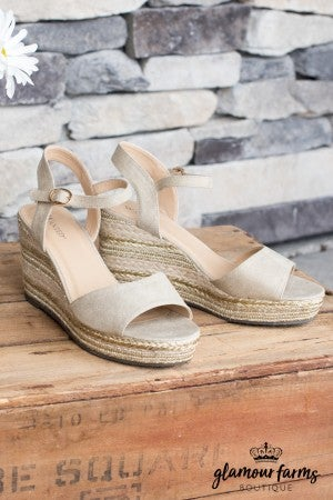 Rapids Wedge Sandal