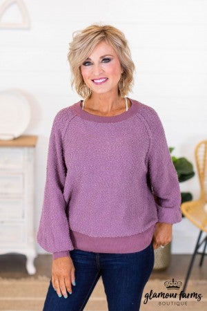 sku9463 | Raglan Sleeve Sweater