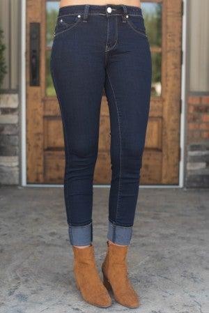 Stacy Mid-Rise Skinny Jean