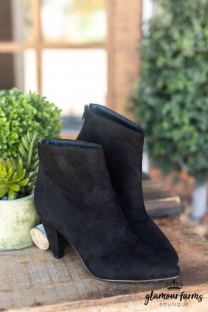 Thunder Tapered Heel Bootie