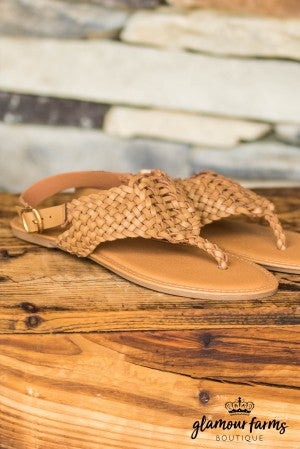 **Daily Deal** Archer Braided Sandal