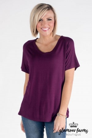 ** Daily Deal** Basic Is Best Tee
