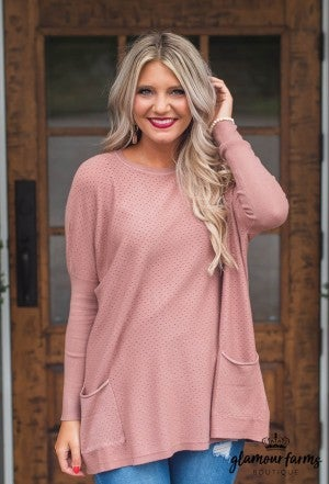 Everything Comfort Oversized Sweater