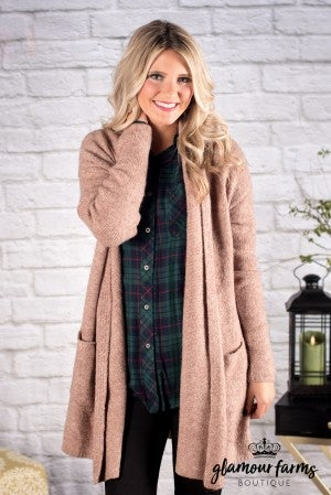 Graceful Ways Sweater Cardigan