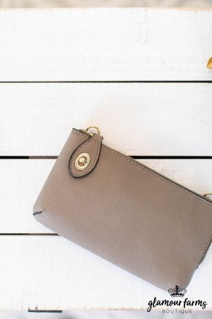 sku8850 | Wristlet Crossbody Bag