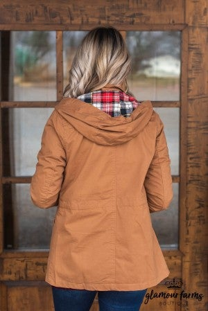 **Daily Deal** Time After Time Utility Jacket