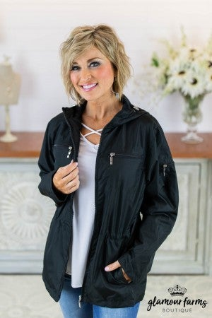 **Daily Deal** Spring Showers Rain Jacket