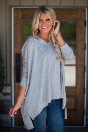 Summer Nights Hi-Low Tunic