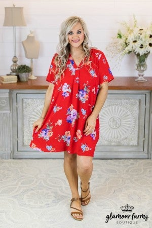 fb4000eff99 Southern Living Floral Dress