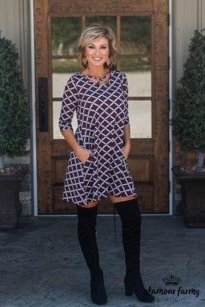 All About The Climb Tunic/Dress