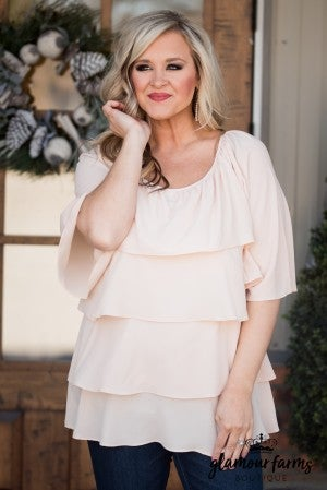 Curvy| The Allonia Tunic