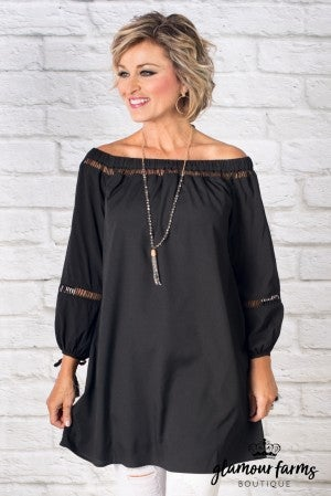 In The Moment Tunic/Dress