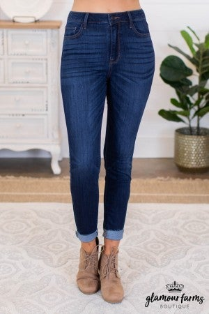 sku10008 | High Rise Skinny Jean