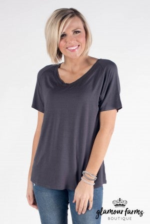 **Daily Deal** Basic Is Best Tee